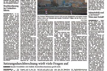 Wilhelmshavener Chronik